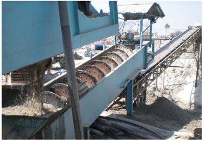 螺旋洗石机|轮斗洗砂机